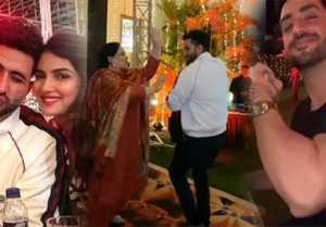 Jasmin Bhasin & Aly Goni enjoyed on birthday; Watch video