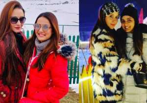 Bigg Boss 14: Jasmin Bhasin and Ilham Goni's Latest Pictures  of Kashmir Trip