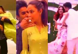 Jasmin Bhasin did dance practice like this on Finale; Check out