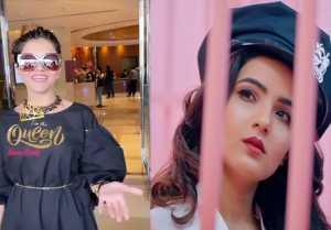 Bigg Boss 14: Rubina Dilaik has finally spoken on Aly Goni and Jasmin Bhasin's 'Tera Suit'