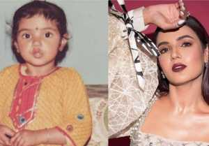 Bigg Boss 14: Jasmin Bhasin's childhood picture goes viral on social media