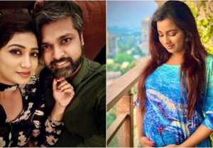 Shreya Ghoshal confirms her pregnancy in a Social media post;Check Out