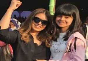 Mahima Chaudhary's daughter Ariana becomes internet sensation