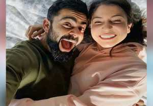 Anushka Sharma & Virat Kohli shares Sunday selfie; Check Out
