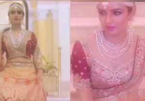 Jasmin Bhasin's throwback bridal video goes viral , Fans said this