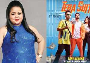 Laughter Queen Bharti Singh wishes Tony Kakkar on his Birthday