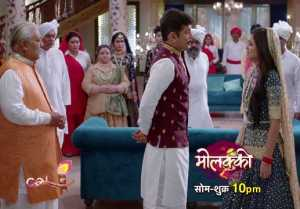 Molkki Episode 109 Promo: Shocking Twist between Purvi Pratap & Virendra Pratap Singh