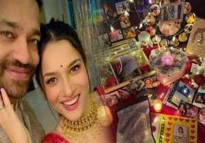 Ankita Lokhande's boyfriend Vicky Jain gives her this gift on anniversary