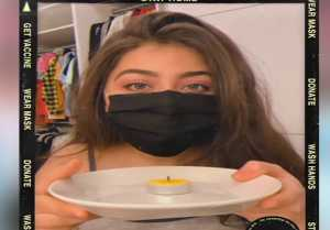 Actor Aditi Bhatia tells the importance of double Mask; Watch Video
