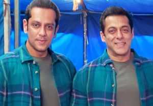 Salman Khan's body double Parvez Kazi shares a photo of Radhe Set