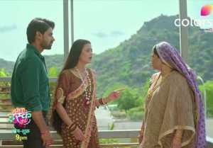 Namak Issk Ka Episode 115; Kahani & Yug Pratap reveals Iravati real truth