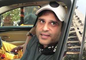 Krushna Abhishek spotted at Lokhandwala in his luxury car;  Watch video