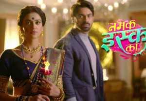 Namak Ishq ka Promo: Iravati gets Angry on Yug and Kahani, Here is the new Twist Check Out