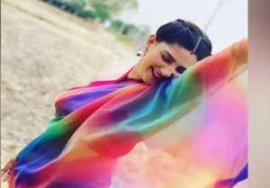 Sapna Choudhary's dance video went viral on Social Media