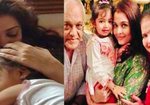 Aishwarya Rai Bachchan shears Aaradhya's unseen pic on Mother's Day