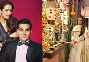 Has Arbaaz Khan given a crore of flat to Malaika Arora as a gift? Check Out Video