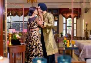 Choti Sarrdaarni Episode Promo; Meher & Sarabjeet gets romantic at Anniversary