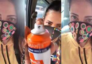 Kamal Hassan's daughter Shruti Hassan Shared a Video of her Mask Look, Check Out!