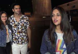 Khatron Ke Khiladi 11: Divyanka Tripathi  leaves for Cape Town without Vivek ; Watch video