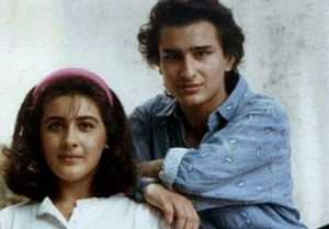 Amrita Singh's advice saved the sinking career of Saif Ali Khan, find out what?