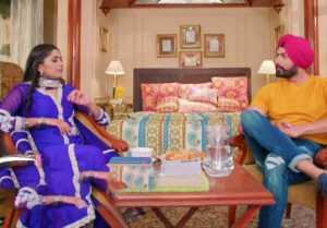 Choti sarrdaarni Episode 481 : Sarabjit Tries to Impress Mehar, but Mehar gets Shock