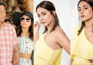 Hina Khan Looks Effortlessly Stylish in her Latest Photoshoot, Viral Photos