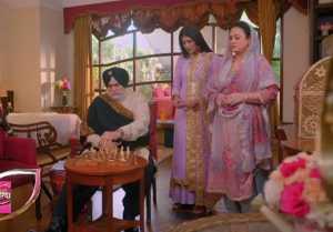 Choti Sarrdaarni Episode 503: Mehar requests Dadaji to host him