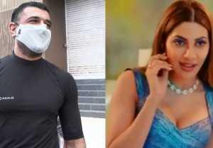 Eijaz Khan reacts on Nikki Tamboli's Track Shanti ; Watch video