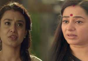 Imlie promo: Aditya's mother Aparna lashes out at Malini for her mother behaviour