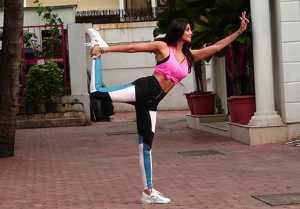 Shilpa Shetty celebrates International  Yoga Day; Watch Video
