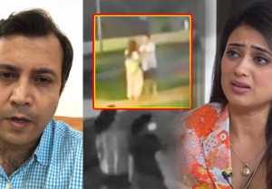 Shweta Tiwari's husband Abhinav Kohli talks on Cctv footage; Watch video