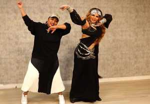 Rakhi Sawant performs on her new song launch; Watch Video
