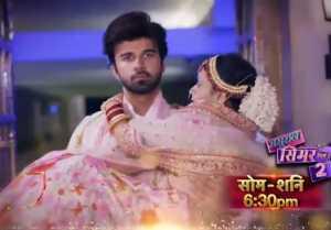 Sasural Simar Ka 2 Promo; Aarav saves wife Simar and take her back to home