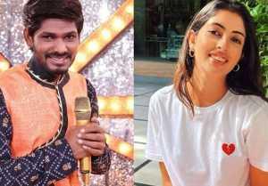 Indian Idol 12': Sawai Bhatt gets eliminated, heartbroken fan Navya Naveli Nanda