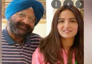 Jasmin Bhasin gives this big gift to her parents on Father's day