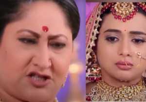 Sasural Simar Ka 2: Badi Maa gets angry on Choti Simar & Badi Simar after marriage