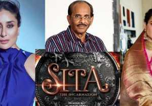 Kangana Ranaut to replace Kareena Kapoor Khan in mythological period saga Sita