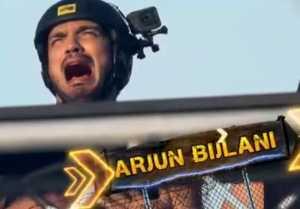 Khatron Ke Khiladi 11 Promo; Arjun Bijlani first introduction in KKK11