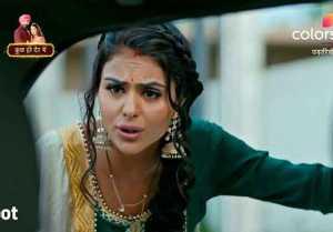 Udaariyaan Episode 117; Tejo sees Jasmine hiding in Car