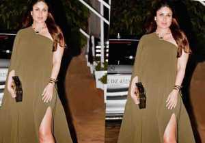 Before giving birth to Jeh Ali Khan, Kareena Kapoor Khan showed her Maternity Fashion