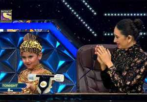 Super Dancer Chapter 4 Promo; Karishma Kapoor impress with Cute Performance