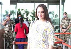 Sonakshi Sinha's Sexy figure has changed, weight has increased, check out the viral video?