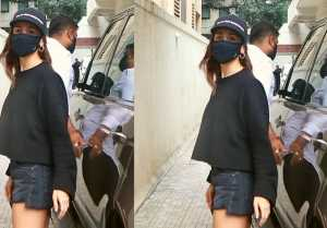 Alia Bhatt spotted at Dharma office ; Watch video