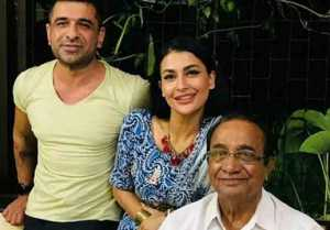 Eijaz Khan fulfilled the promise made in Bigg Boss 14 took Pavitra Punia home to meet his father