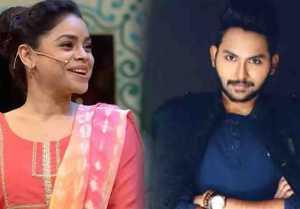 Jaan kumar Sanu came on support of Sumona Chakravarti for The Kapil Sharma show