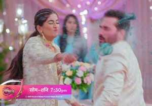 Choti Sarrdaarni Episode 545; Seher fights in wedding
