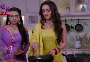 Sasural Simar Ka 2 Episode 81; Reema requests on First Rasoi to Simar