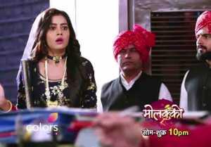 Molkki Episode 182: Purvi Stops Virendra to his name back