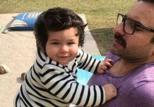 Saif Ali Khan revealed the secret of his why he doesn't want to work with Taimur Ali Khan