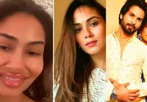 Shahid Kapoor Wife Mira Rajput's latest look with swollen lips goes Viral